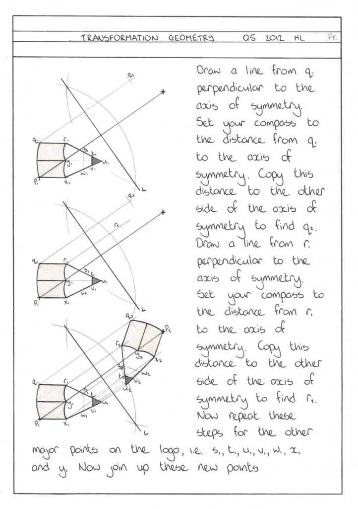 TRANSFORMATION GEOMETRY Q5 2012 HL PG3 CLN