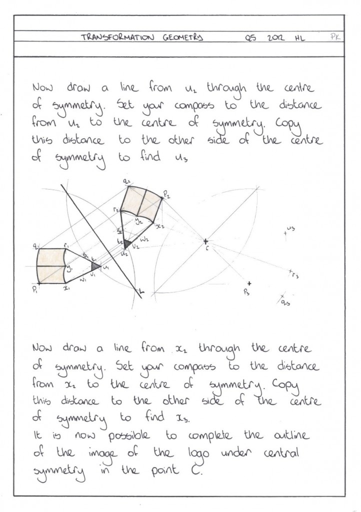 TRANSFORMATION GEOMETRY Q5 2012 HL PG6 CLN