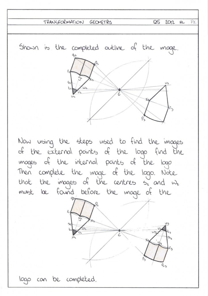 TRANSFORMATION GEOMETRY Q5 2012 HL PG7 CLN